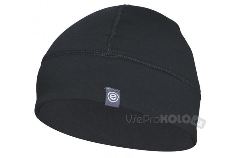 čepice pod přilbu na kolo Etape černá 13fc3ffe14