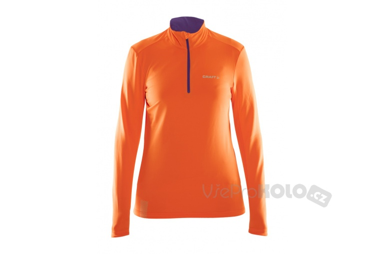 polorolák CRAFT Facile Halfzip wmn 1903652-2576
