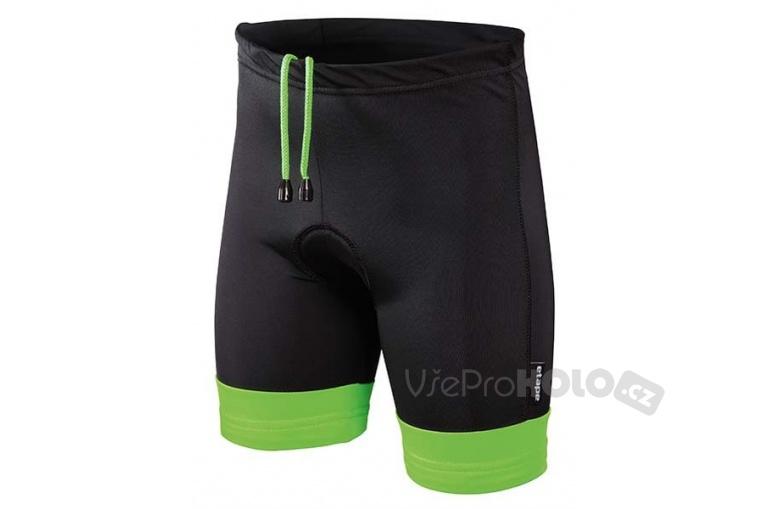 Dětské kalhoty na kolo ETAPE Junior  d862ae56dd