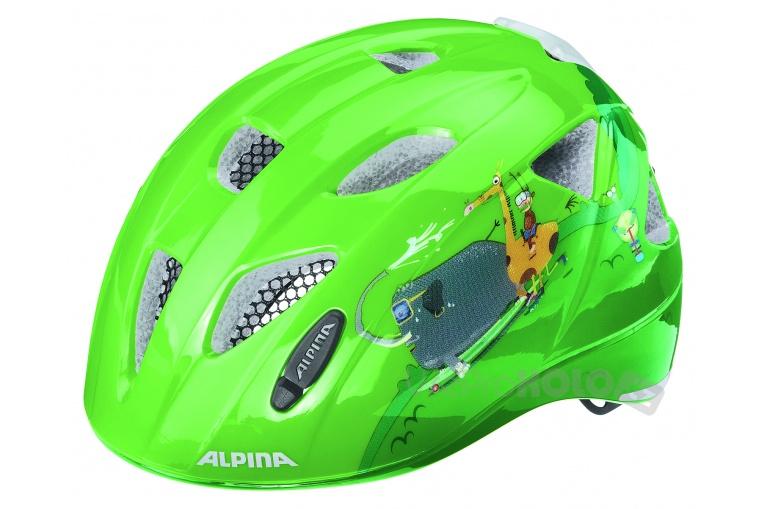 f941aa58ef Dětská helma na kolo ALPINA ximo flash