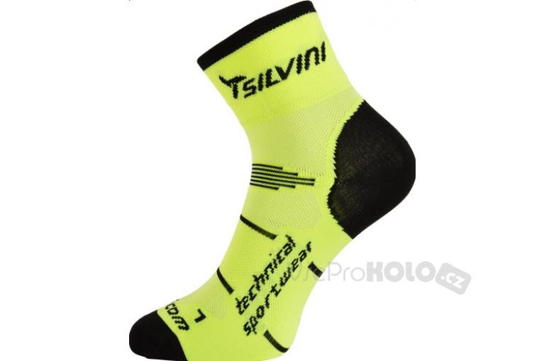 Cyklistické ponožky SILVINI Orato  df2b6d5b19