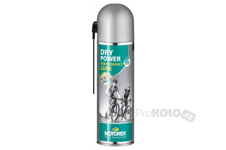 MOTOREX DRY POWER 300ml SPREJ
