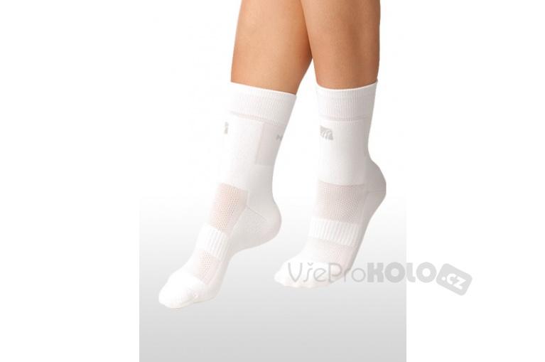 Ponožky MOIRA - bílé 2175921437