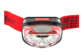 čelovka ENERGIZER Vision HD Headlight 3LED 180lm