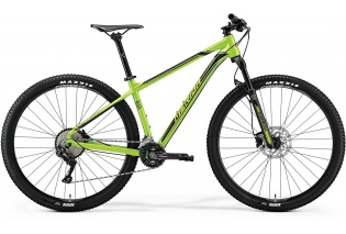 "29"" MERIDA BIG.NINE 500 mod.018   (green/black)"