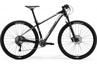 "29"" MERIDA BIG.NINE XT-EDITION mod.018   (matt black/silver)"