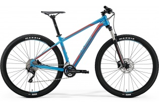 "29"" MERIDA BIG.NINE 300 mod.018   (metallic blue/red)"
