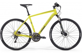 MERIDA Crossway 500 (matt yellow/black)