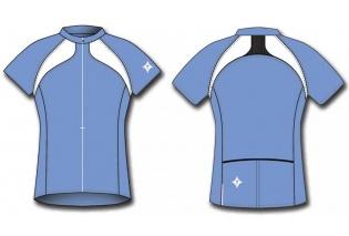 eb30587f9bc Dámský dres SPECIALIZED DOLCI 644-2980 vel.S modrý