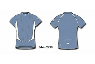 3f3d6de2749 Dámský cyklistický dres SPECIALIZED BACI 644-2998 vel.S modrý