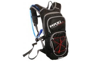 Sportovní batoh MAX1 HYDRAPACK s vodním rezervoárem 10+2 l černý 28588 7cbafba665