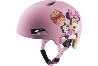 hardshell helma ALPINA Hackney DISNEY Minnie Mouse