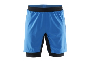 CRAFT Grit Shorts M 2v1 1904797-1355