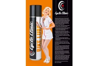 mazivo Cycle Clinic BIKE LUBE 150ml