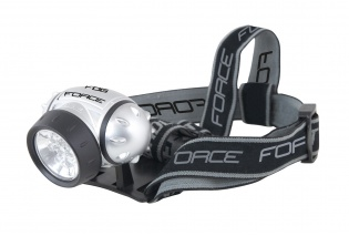 čelovka FORCE FOG 7LED 45001