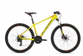 "27,5"" SUPERIOR XC 847 mod.017 (matte radioactive yellow-black-red)"