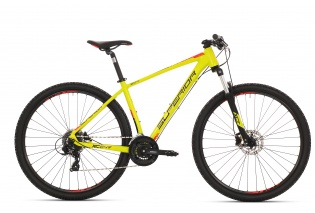 "29"" SUPERIOR XC 849 mod.017   (matte radioactive yellow-black-red)"